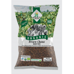 Brown Whole Channa Organic (1 kg)